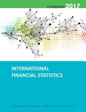 International Financial Statistics Yearbook, 2017