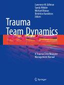 Trauma Team Dynamics