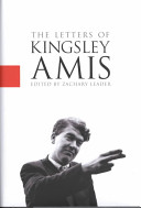 The Letters of Kingsley Amis PDF