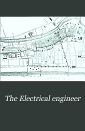 The Electrical Engineer: Volume 15