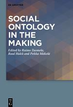 Social Ontology in the Making