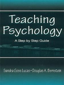 Teaching Psychology Book
