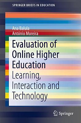 Evaluation of Online Higher Education