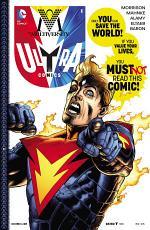 The Multiversity: Ultra Comics (2015-) #1