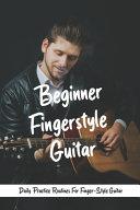 Beginner Fingerstyle Guitar