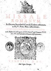 Missale Romanvm