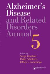 Alzheimer's Disease and Related Disorders