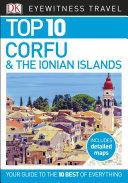 DK Eyewitness Top 10 Corfu and the Ionian Islands