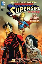 Supergirl (2011-) #14