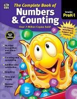 Complete Book of Numbers & Counting, Grades PK - 1