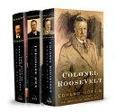 Theodore Roosevelt Trilogy Bundle Book PDF