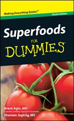 Superfoods For Dummies Pocket Edition Book PDF
