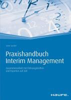 Praxishandbuch Interim Management   inkl  Arbeitshilfen online PDF