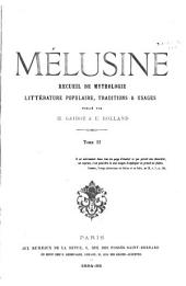 Mélusine: Volume 2