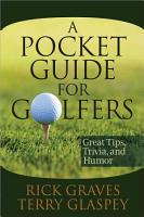 A Pocket Guide for Golfers PDF