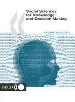 Social Sciences for Knowledge and Decision Making PDF