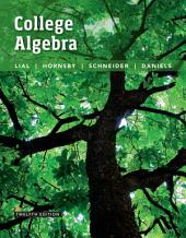 College Algebra: Edition 12