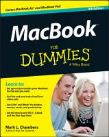 MacBook For Dummies PDF