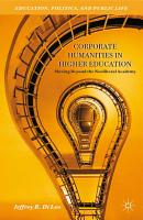 Corporate Humanities in Higher Education PDF