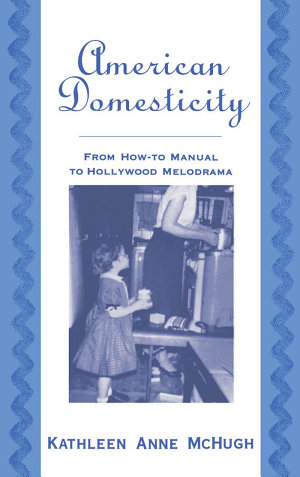 American Domesticity