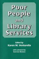 Poor People and Library Services PDF