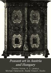 Peasant art in Austria and Hungary