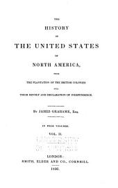 The history of the United States of North America