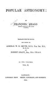 Popular Astronomy: Volume 2