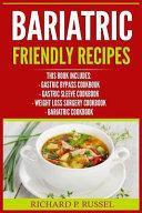 Bariatric Friendly Recipes PDF