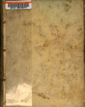 Syntagma variarum dissertationum rariorum, quas viri doctissimi superiore seculo elucubrarunt. ...