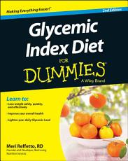 Glycemic Index Diet For Dummies PDF