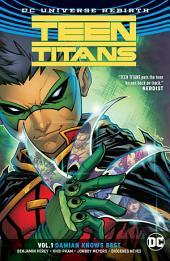 Teen Titans Vol. 1: Damian Knows Best: Volume 1