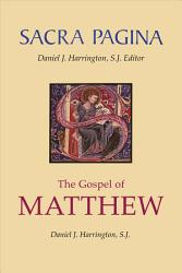 The Gospel Of Matthew Book PDF