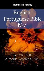 English Portuguese Bible No7: Geneva 1560 - Almeida Recebida 1848