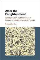 After the Enlightenment PDF