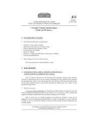 Lignes directrices pour les essais de produits chimiques / Section 4: Effets sur la santé Essai n° 411: Toxicité cutanée subchronique: 90 jours