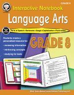 Interactive Notebook: Language Arts Workbook, Grade 8
