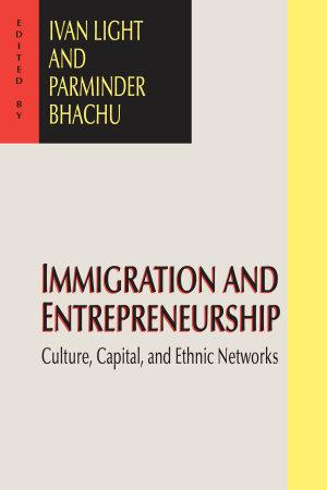 Immigration and Entrepreneurship