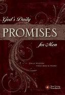 God's Daily Promises for Men