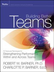 Building Better Teams Book PDF