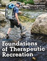 Foundations of Therapeutic Recreation PDF