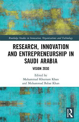 Research  Innovation and Entrepreneurship in Saudi Arabia
