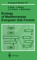 Ecology of Mediterranean Evergreen Oak Forests PDF