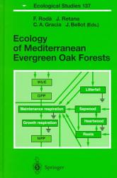 Ecology Of Mediterranean Evergreen Oak Forests Book PDF