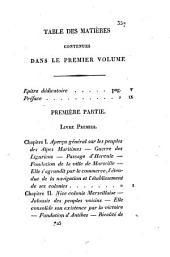 Histoire de Nice: depuis sa fondation jusqu'a l'année 1792 : avec un aperçu sur les événemens qui ont eu lieu pendant la Révolution française a tout 1815 inclusivement