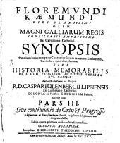 Synopsis omnium huius temporis controversiarum tam inter Lutheranos, Calvinistas