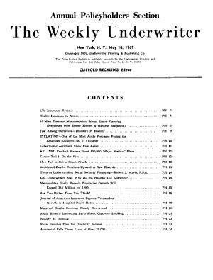 The Weekly Underwriter PDF
