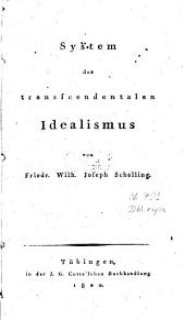 System des transzendentalen Idealismus