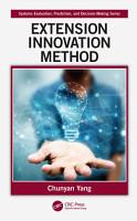 Extension Innovation Method PDF