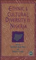 Ethnic and Cultural Diversity in Nigeria PDF